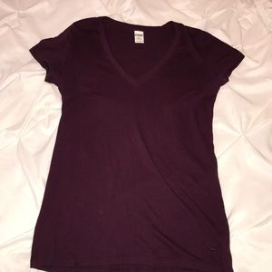 Tops - PINK Victoria Secret vneck tee